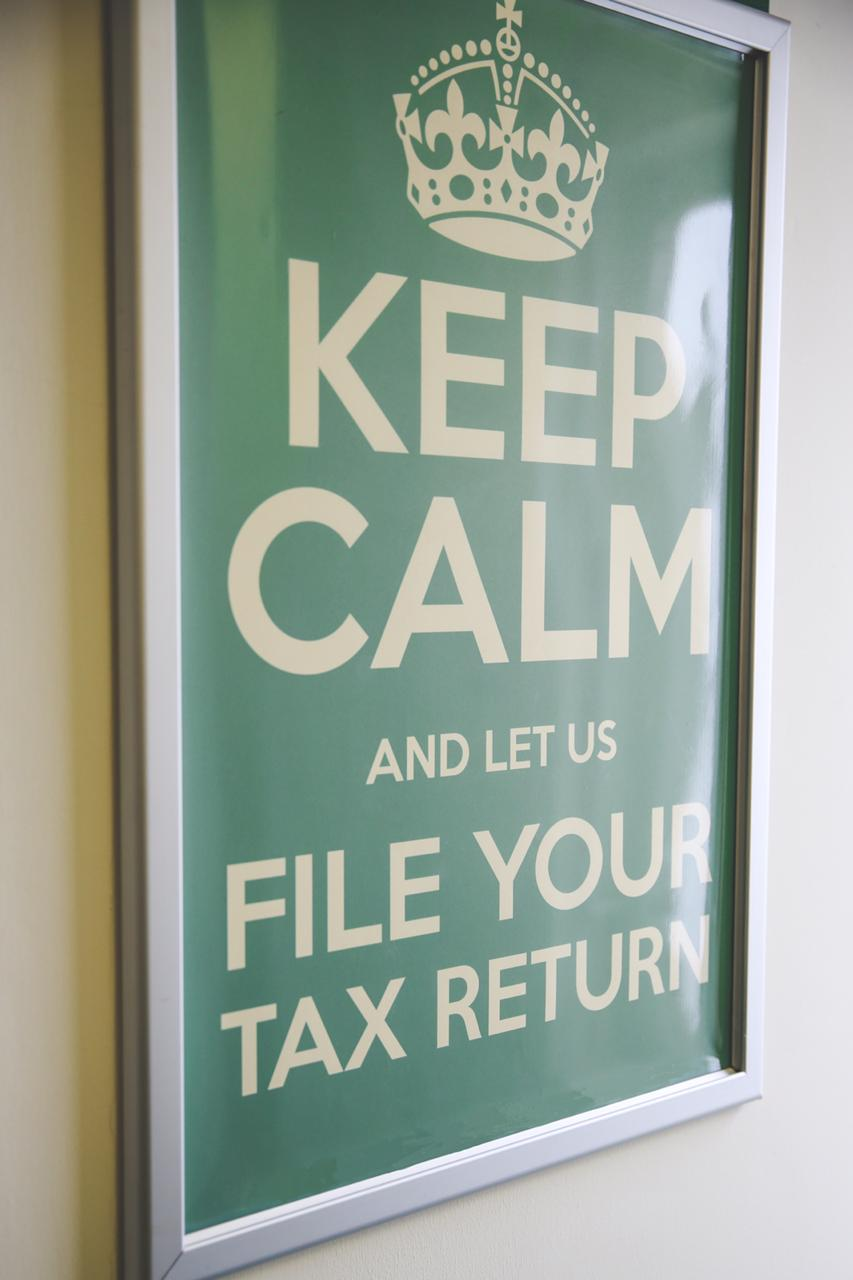 Tax Return Small Biz Accounts